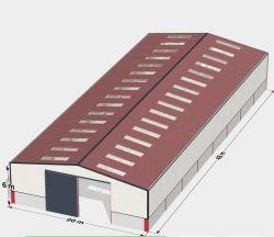 Structuur van het Staal van de Lage Prijs van het Pakhuis Peb van de Verkoop van de Fabriek van de Verzekering van de kwaliteit de Directe Geprefabriceerd huis Geprefabriceerde