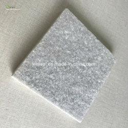 10X10 Pavimentadora de quartzito branco puro de amostra para a Piscina