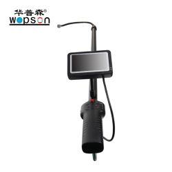 3,6 mètres pôle télescopique Pipe Inspection caméra avec écran souple