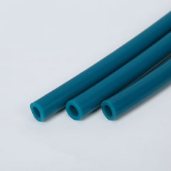 Médico Original de Fábrica Grau Alimentício Tamanhos personalizados de cor resistentes ao calor do tubo de borracha do tubo de silicone flexível
