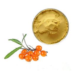 最もよい価格の高品質のプラント草の海BuckthornのHippophaeのRhamnoidesのフラボンの粉の海Buckthornのエキス
