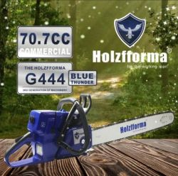 Sega a catena blu della benzina di potere di tuono G444 per Stihl 044 Ms440