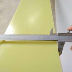 Papiermaschinen-Kohlenstoff-Faser/Epoxidharz der Glasfaser-/HDPE//Reinigung/Kreis-Doktor Schaufel für Papiermühle