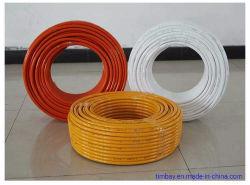 Pex-Al-Pex/mehrschichtiges gelbes Gas-Rohr