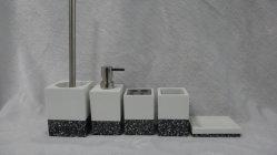 Accessoire de toilette de grès classique populaire fixée pour la maison (BP2730-WS/BPE)