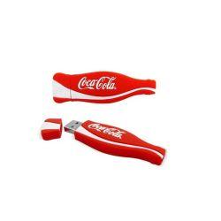 Promoção de borracha de PVC 3D Coque de PVC maleável tampa da Unidade Flash USB