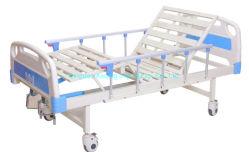 Venda por grosso de fábrica Manual ABS Trepidação Duplo Cama de Enfermagem de Dupla Função paciente idoso cama de hospital