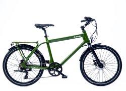 """최신 판매 24 """" 전기 자전거 외부 7speed 디스크 브레이크 전기 자전거"""