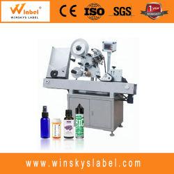 De volledige Automatische 15ml 30ml Machine van de Etikettering van de Fles van de Pil van de Essentiële Olie van E Vloeibare voor de MiniFles van het Flesje