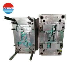 Het Bewerken van het Afgietsel van de Matrijs van het Ontwerp van de Douane van de Fabriek van de Vorm van China Vorm van de Injectie van Delen de Dubbele Plastic voor Huishouden/Elektronische Producten met ABS/PC/POM in het Vormen van Bedrijf
