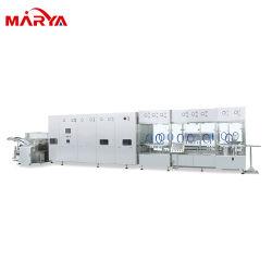IV注入連結ラインのためのMarya薬剤の自動GMPのガラスガラスびんの洗浄の殺菌の満ちるキャッピングの分類機械