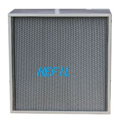 Filtro de aire de temperatura (industria química)