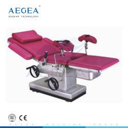 AG-C102D-2 다기능 의료용 유압 수동 산부인과 병원 배송 표 가격
