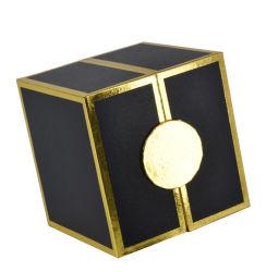 専門の工場によって印刷されるカスタム贅沢な卸し売りペーパー蝋燭ボックス