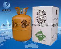 Gaz réfrigérant R407c en Chine