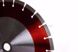 Silence matrice 3D Laser Diamond la lame de scie pour la céramique pour les machines