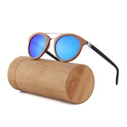 2019 modo Creat i vostri propri piccoli occhiali da sole di legno dell'acetato di marca