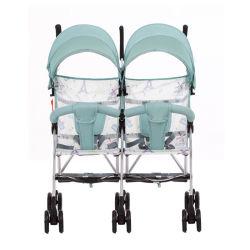 Gute Qualitätspreiswerter Preis-Baby-Zwilling-Spaziergänger