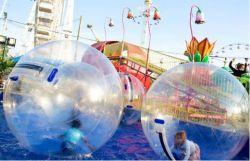 Jeu de marche de l'eau gonflable Bubble Ball pour les jouets du Parc de l'eau