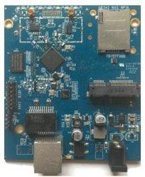 Точка доступа беспроводной платы хоста системной платы с 5g модуль радиосвязи