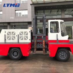 Ltmg moteur en option côté 6t de capacité de levage du chariot élévateur