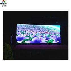 Farbenreicher P3 P4 flexibler Video-Innenbildschirm der Kirche-LED