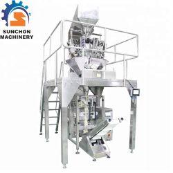 Máquina de Embalagem Alimentar automático para o arroz de grãos de doces de biscoitos Massas alimentícias