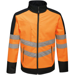Hi Viz multi réfléchissant de pluie Vêtements de travail veste réfléchissante pour la sécurité routière
