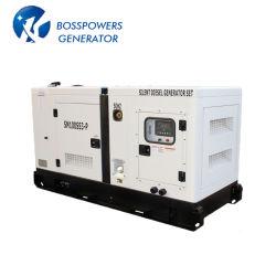 Arranque eléctrico 12KW de potência do grupo gerador diesel silenciosa pela Cummins Deutz Doosan Perkins
