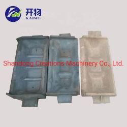 Нестандартные формы чугун металлургических аксессуары Литые стальные