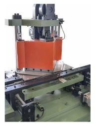 Noyau du transformateur coupées à longueur d'acier de silicium de ligne de couper à longueur de ligne avec plaque en acier Step-Lap couper à longueur de ligne Motror Servo