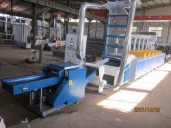 Peça de vestuário de tecido máquina de reciclagem de resíduos para Yanr a reciclagem de resíduos