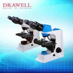 Série inteligente biológicos barata Microscópio Eletrônico com WF 10X-18 mm