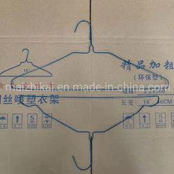 Cable de la fabricación de perchas de limpieza en seco para la exportación