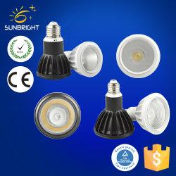 Teto do copo 3-5W da lâmpada do diodo emissor de luz da ESPIGA