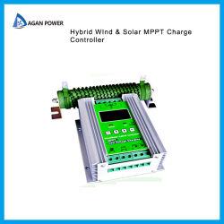 Ветер 500 Вт + 300W солнечная энергия солнечного ветра, гибридный контроллер MPPT 12V/24V Контроллер заряда аккумуляторной батареи