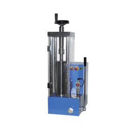 Molde de caucho Prensa hidráulica con tecnología de la prensa isostática/cavidad de 30 mm.