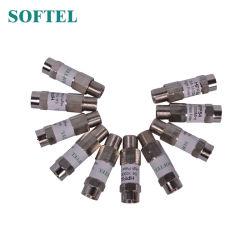 1~ 30dB 1GHz atenuador de cabo CATV Atenuador de RF