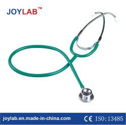Prix bon marché de luxe à double tête médical stéthoscope