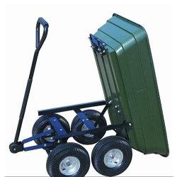 편리한 고품질 쉬운 통제 정원 플라스틱 손수레