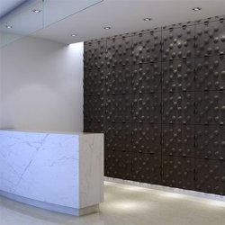 Для использования внутри помещений строительный материал с стереоскопические шаблон для здоровья