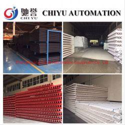 Sistemi d'ammucchiamento & mescolantesi & di trasporti automatici per la riga dell'espulsore del tubo del PVC