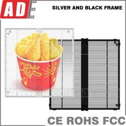 Hot Sale DEL transparente pour l'écran grand magasin de paroi de la fenêtre affichage publicitaire de l'écran à affichage LED