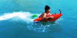 Lanzado nuevos productos de Deportes y Fitness Natación Paddle Surf Jet eléctrico con detección de cuerpo alto
