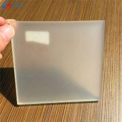 Berijpte AcrylBladen 2mm tot Dikke 20mm