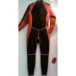 het Duiken van de Sporten Swimwear van het Neopreen van 5mm Nat Droog Kostuum voor Mensen (jmc-356F)