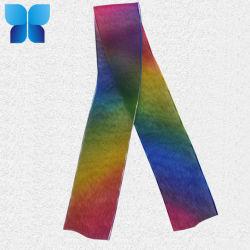 Différentes couleurs du ruban tissé utilisé pour les vêtements/boîte cadeau