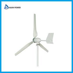 A bajas revoluciones 24/48V 800W 3 cuchillas de la Turbina de ventilación de viento para la venta de jardín eléctrica molinos de viento Express Precio Mini generador