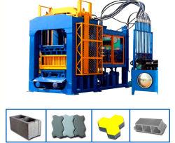 Am meisten benutzte Block-Maschinen-automatischer Ziegelstein des Hochleistungs--Qt10-15, der Maschinerie in Bangladesh herstellt