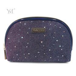 Hermoso Blingbling Brillante Estrella de la Galaxia la bolsa de cosméticos bolsa de maquillaje